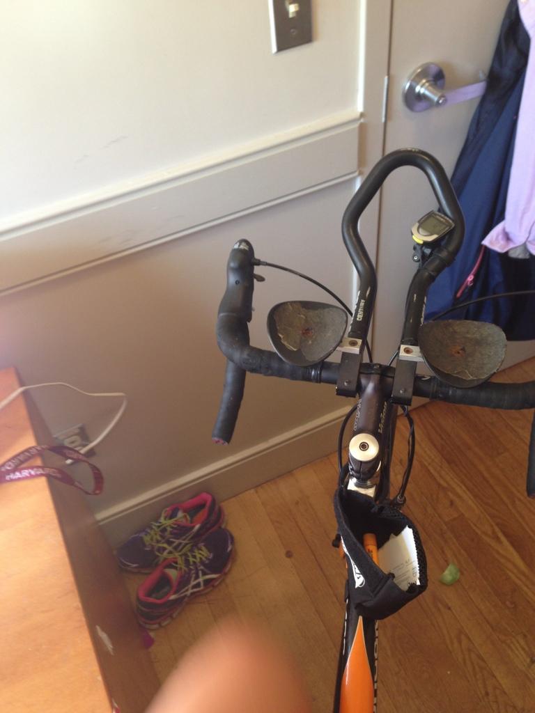 Indoor Biking: 86 Days toGo!