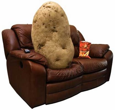 Enjoy your rest period, but don't be a couch potato for too long!
