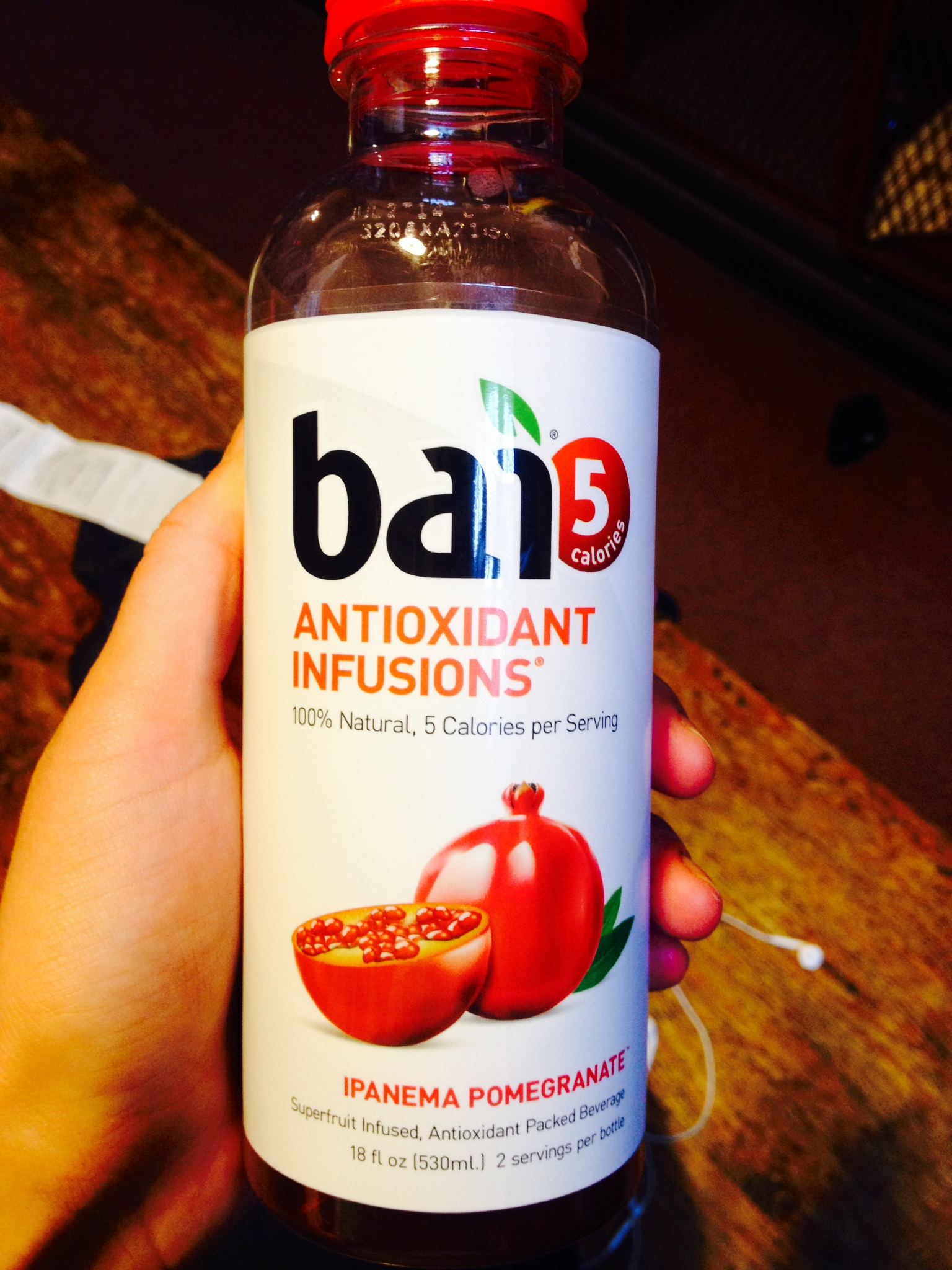 Cleanse youngtri bai 5 has only 5 calories per serving and only 1 gram of sugar i thought that with the low caloriesugar count that the drink would have a light or malvernweather Images