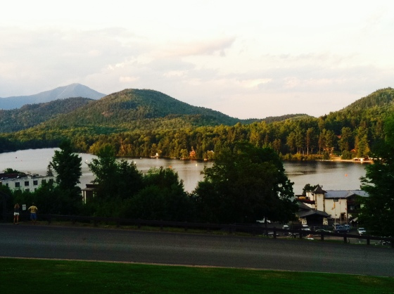 Beautiful Lake Placid!
